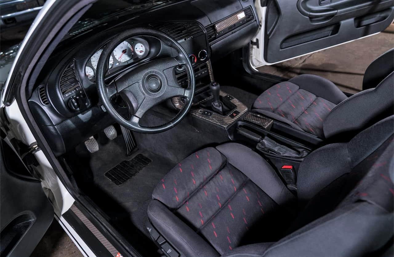 1995 BMW M3 Lightweight, rare coupe with racing pedigree