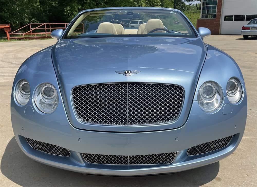 Bentley, AutoHunter Spotlight: 2007 Bentley Continental, ClassicCars.com Journal