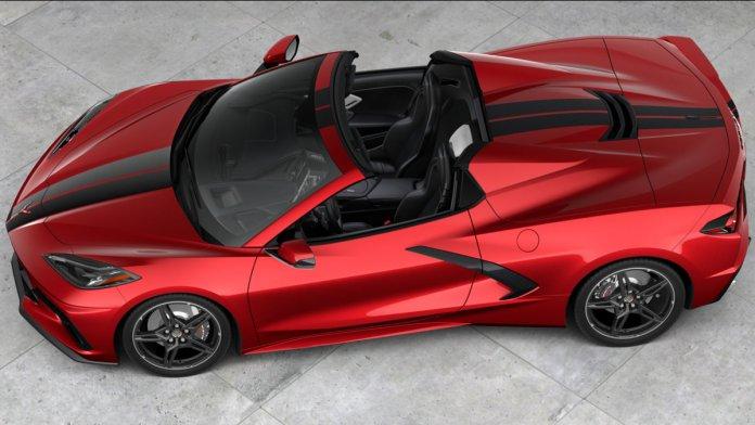 Enter to win this 2021 Z51 Corvette Stingray convertible