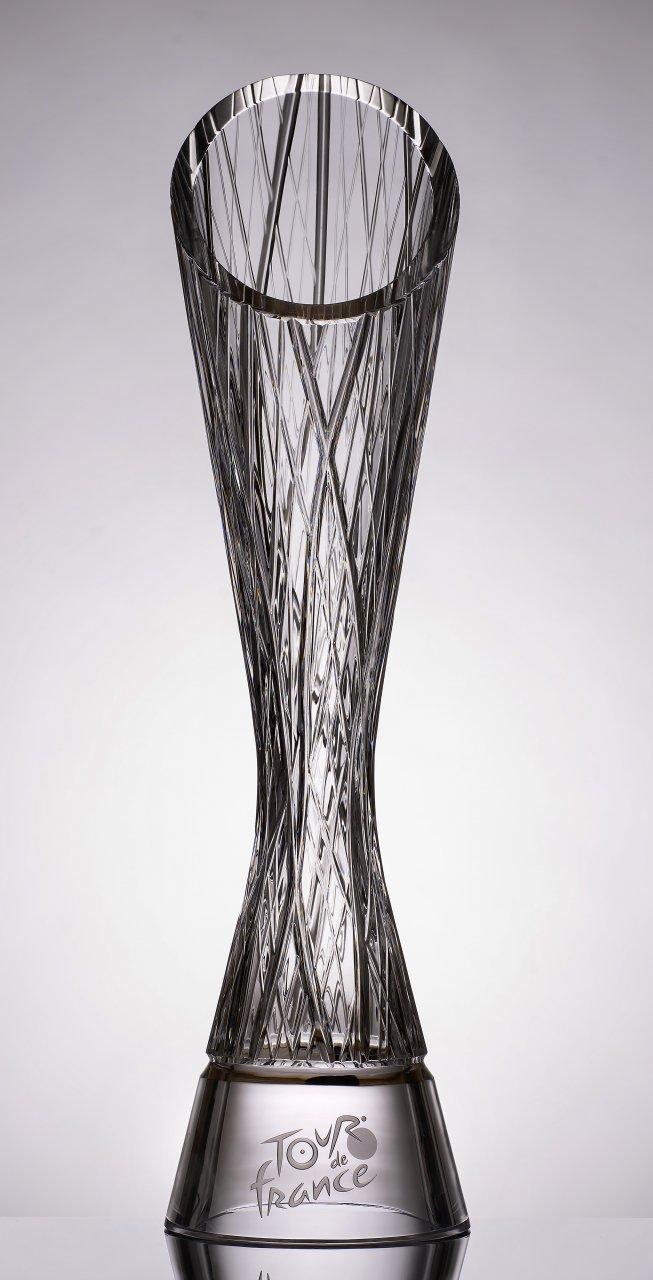 Tour de France, Tour de France racers pursue trophies designed by automotive stylists, ClassicCars.com Journal