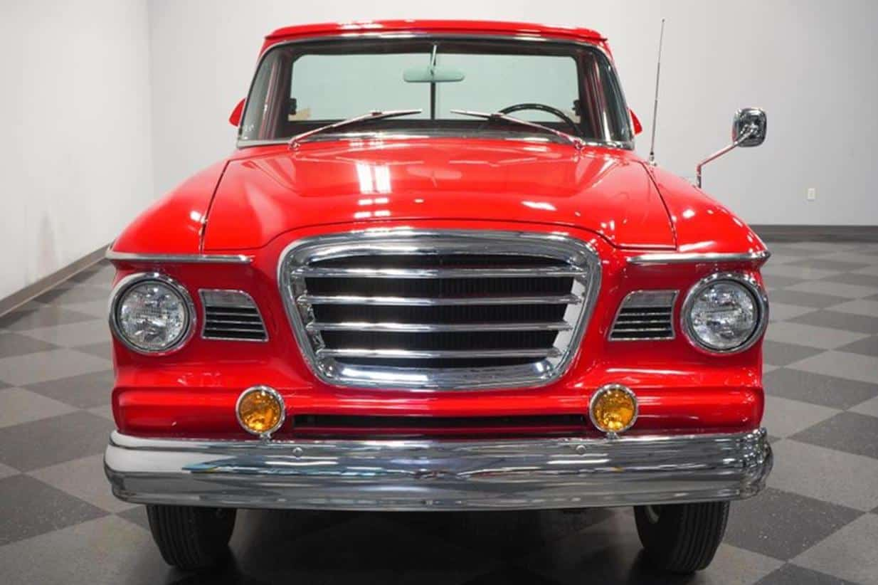 Studebaker, Pick of the Day: 1961 Studebaker Champ Deluxe, low-mileage pickup, ClassicCars.com Journal