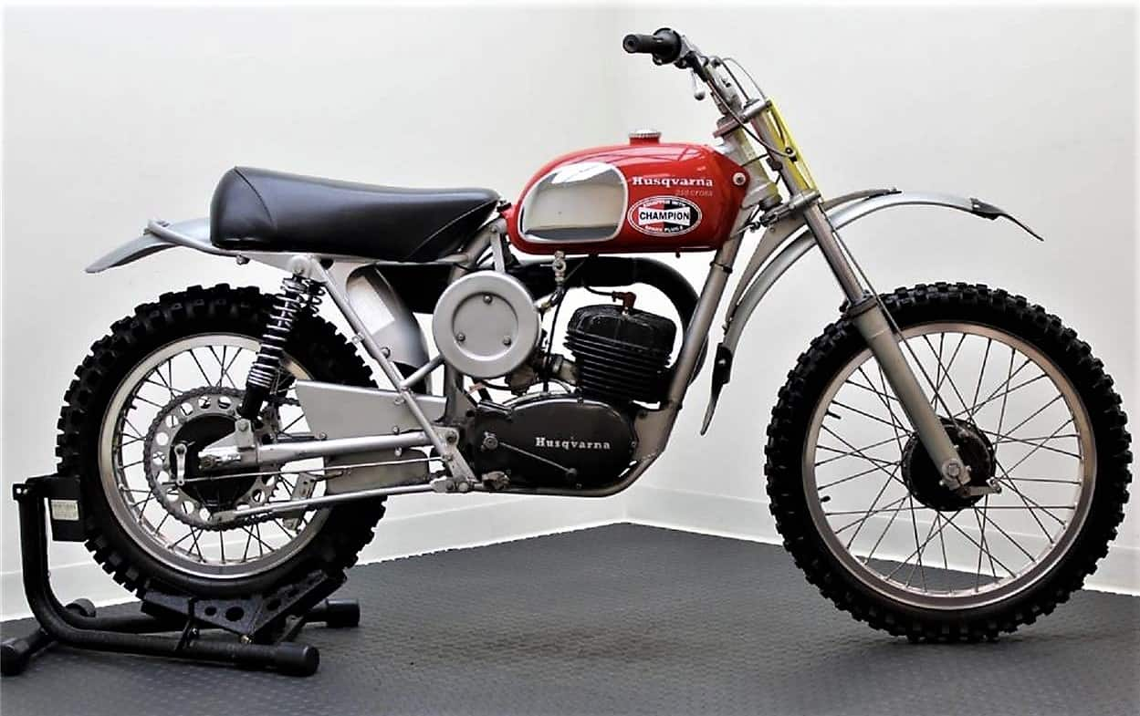 mcqueen, Pick of the Day: Will 1971 Husqvarna 250 gain from Steve McQueen Effect?, ClassicCars.com Journal