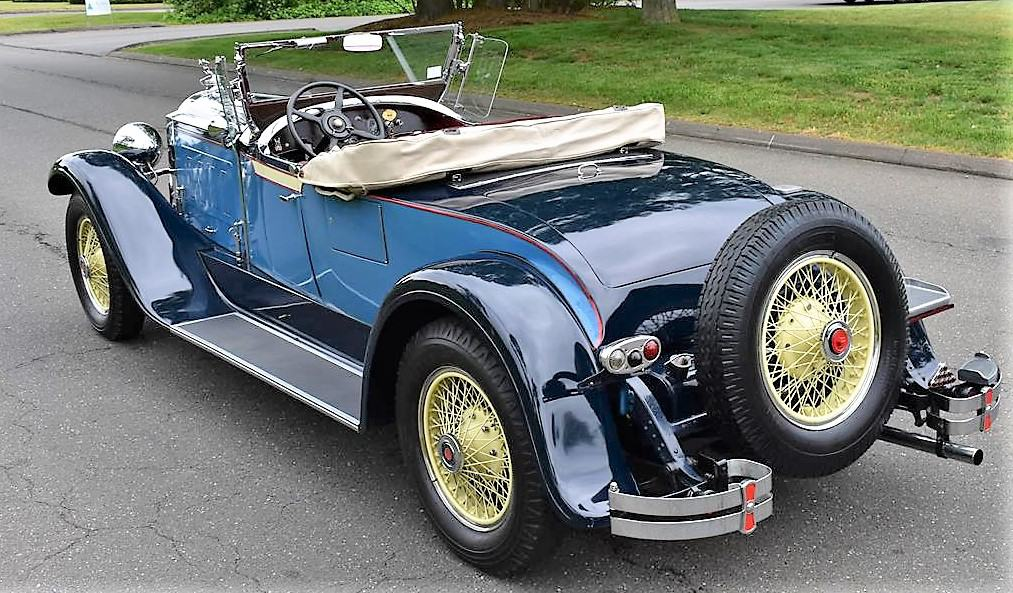 packard, Pick of the Day: 1929 Packard 640 roadster, looking sporty and rakish, ClassicCars.com Journal