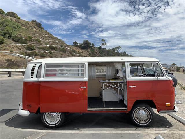 Volkswagen, Pick of the Day: 1971 Volkswagen bus ready for a road trip, ClassicCars.com Journal