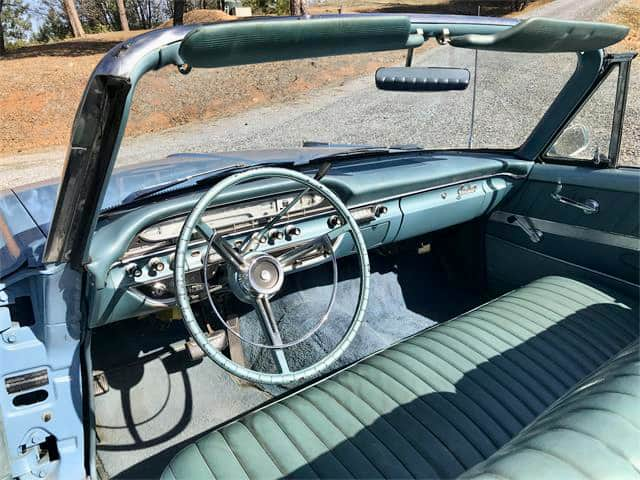 1961 Ford Sunliner, Pick of the Day:  Original owners offer 1961 Ford Galaxie Sunliner, ClassicCars.com Journal