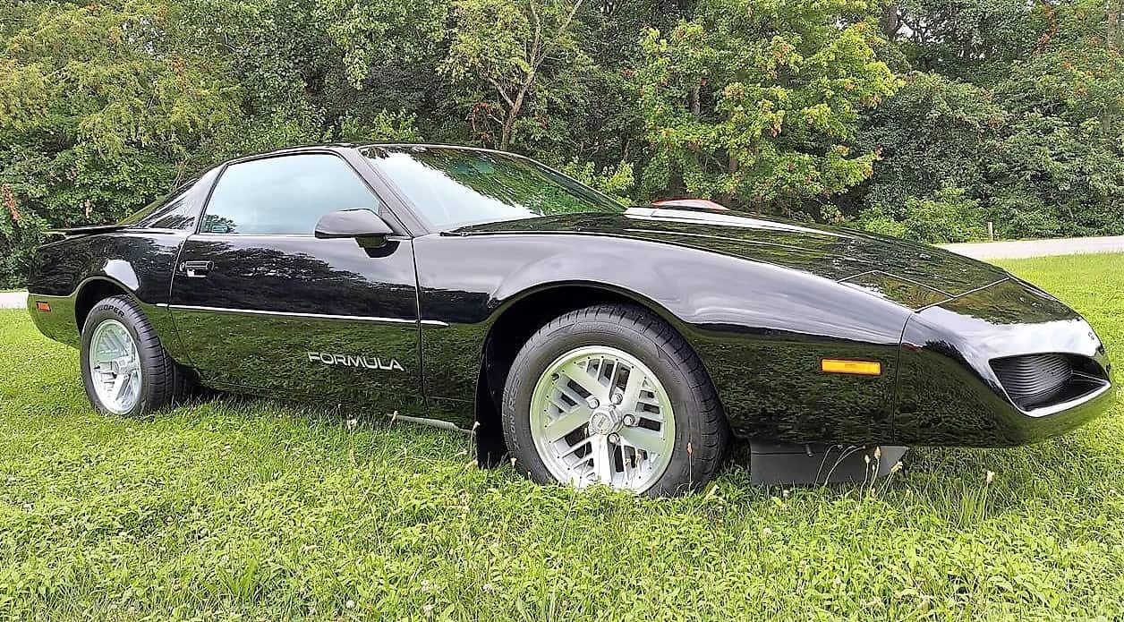firebird, Pick of the Day: 1991 Pontiac Firebird Formula that's 'too nice to drive'?, ClassicCars.com Journal