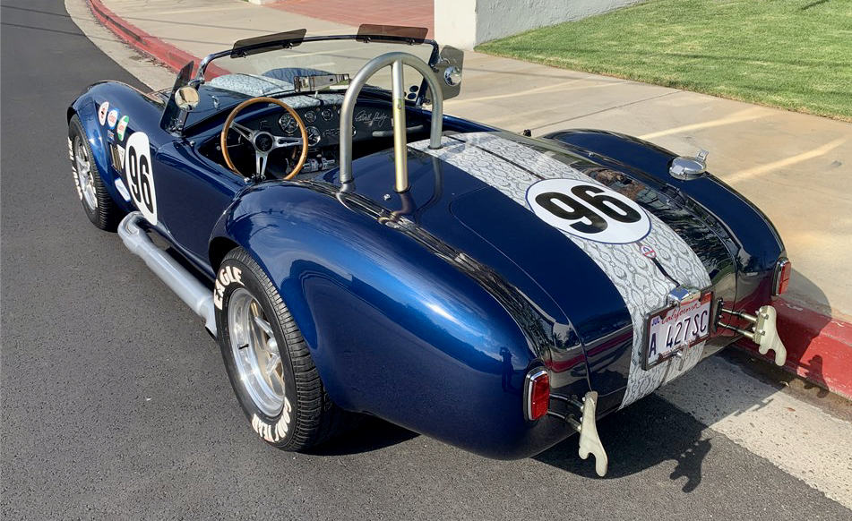 AutoHunter, Larry looks at AutoHunter docket from a different perspective, ClassicCars.com Journal