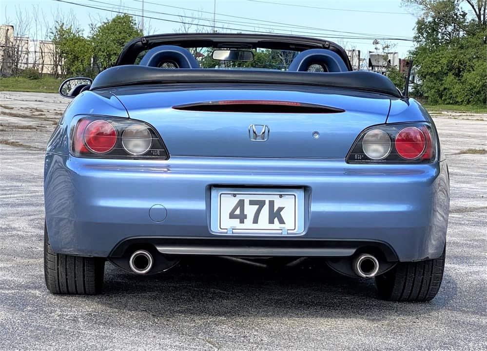 , AutoHunter Spotlight: 2002 Honda S2000, ClassicCars.com Journal