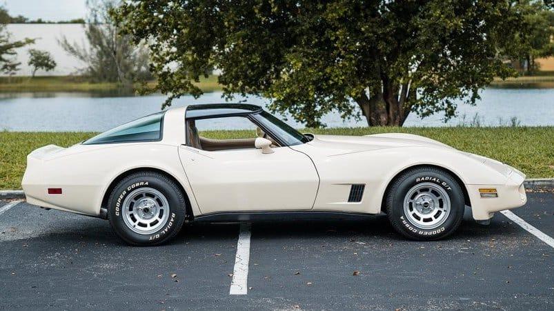 """""""AutoHunter"""" dėmesio centre: 1981 m. """"Chevrolet Corvette"""""""