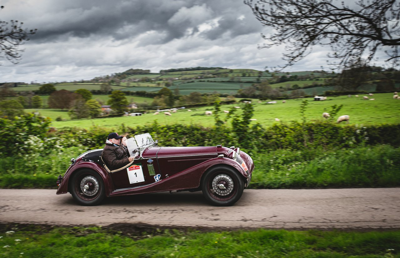 13-year-old, 13-year-old youngest navigator to complete a regularity rally, ClassicCars.com Journal