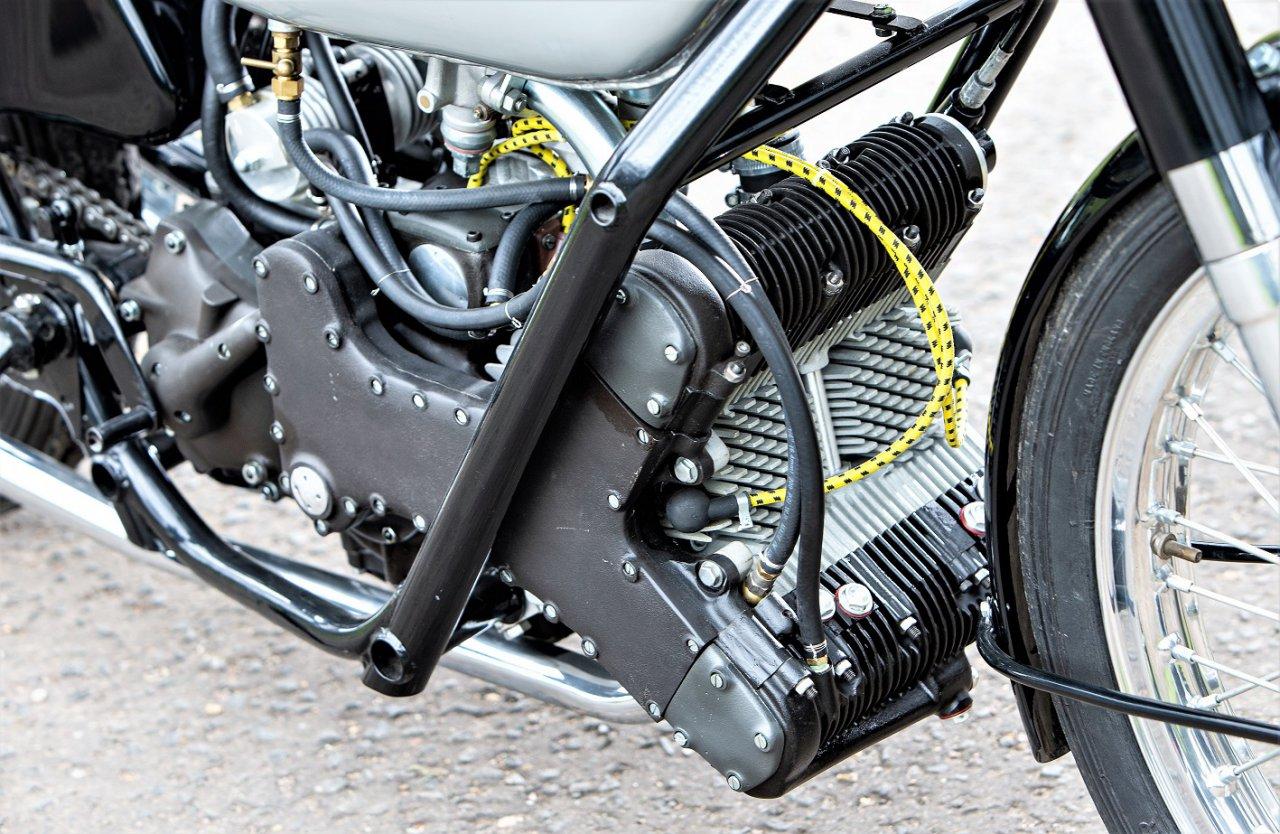 bonhams, AJS 'Porcupine' scores record sale during Bonhams UK motorcycle auction, ClassicCars.com Journal
