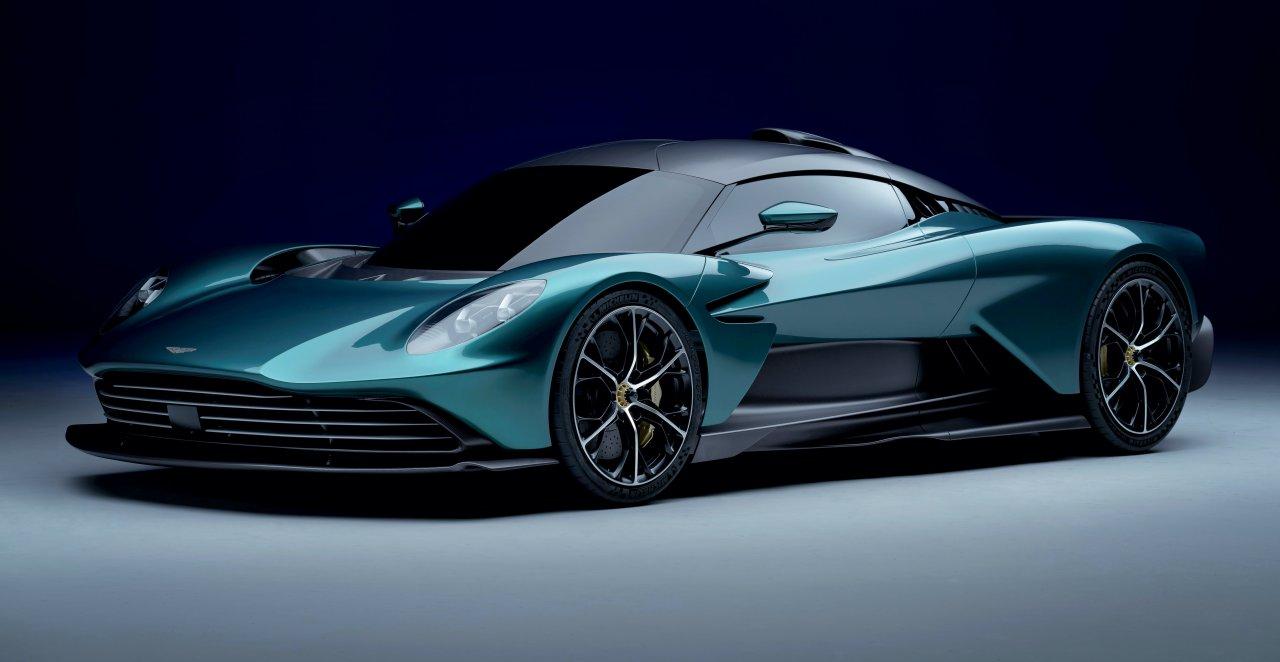 Valhalla, Aston Martin displays transformation plans with Valhalla, ClassicCars.com Journal