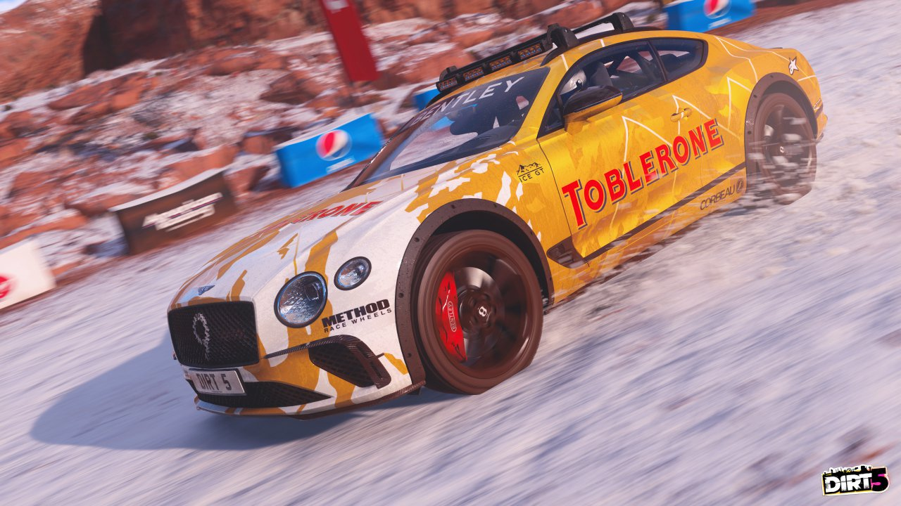 Bentley, Bentley Continental GT Ice Racer joins DIRT 5 video game's roster, ClassicCars.com Journal