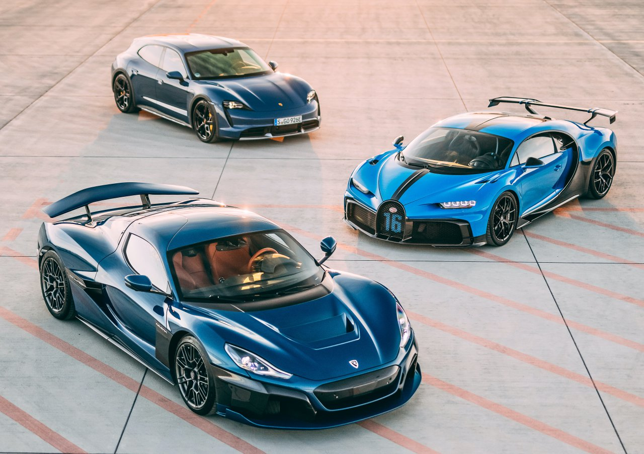 Bugatti, Bugatti joins Rimac to launch new automotive and technology effort, ClassicCars.com Journal