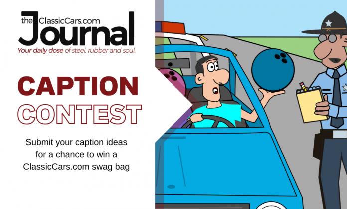 Classic Carl cartoon contest
