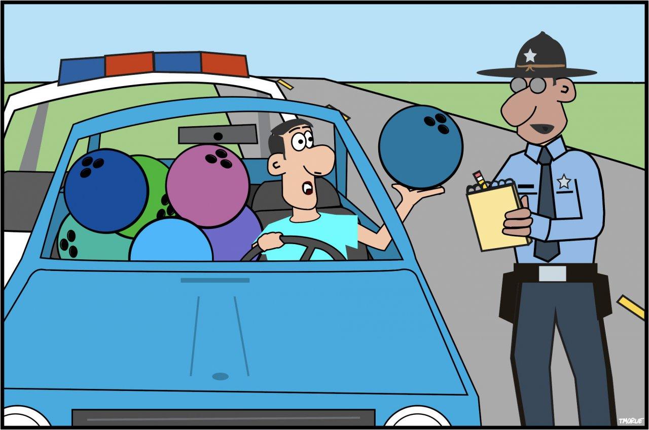 Classic Carl cartoon contest: Create a hilarious punchline