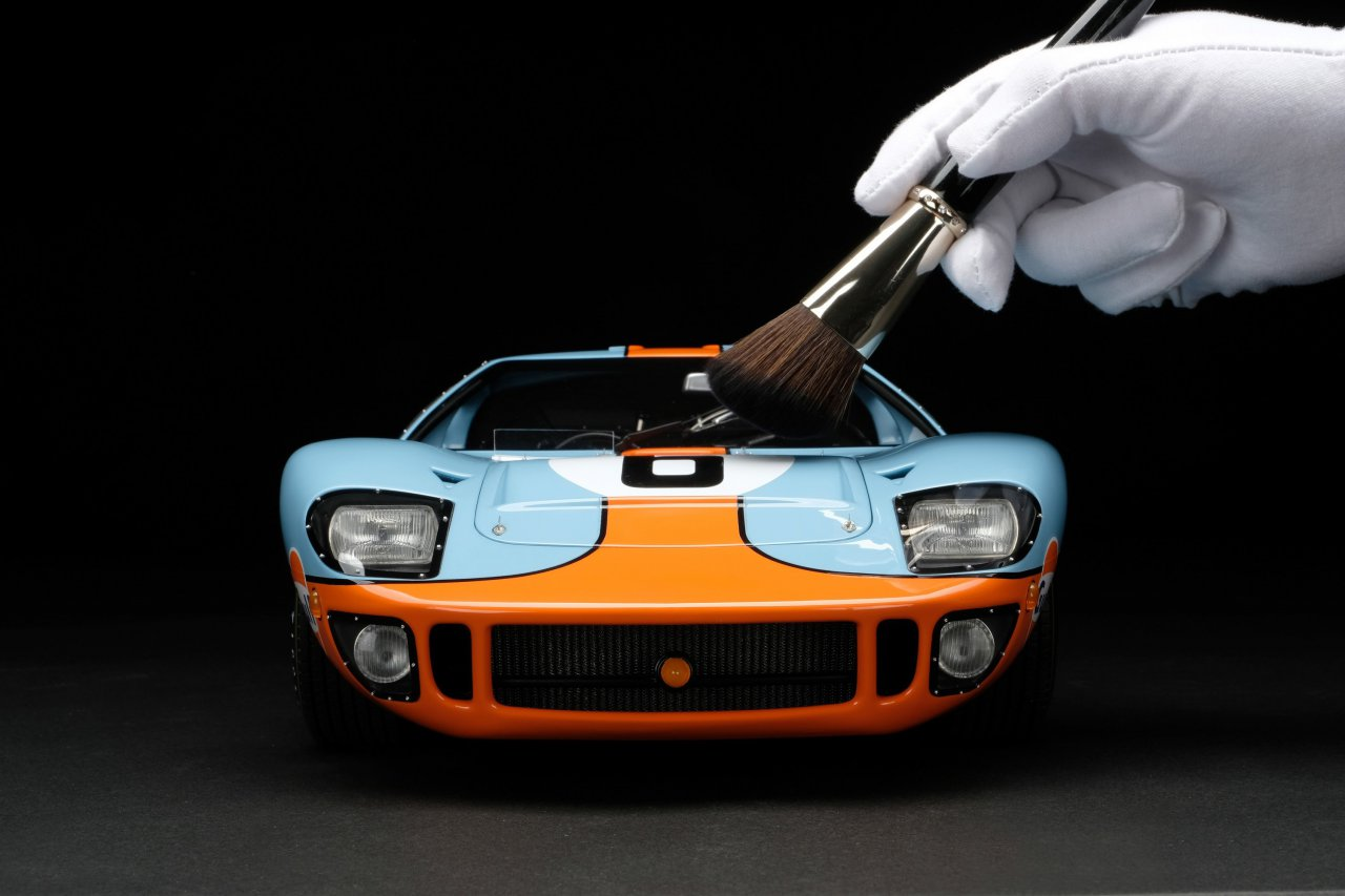 GT40, Amalgam offers scale model of two-time Le Mans-winning GT40, ClassicCars.com Journal
