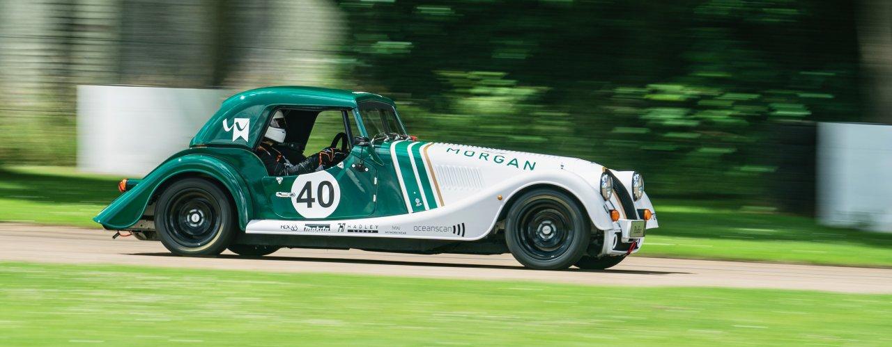 Morgan, Morgan, British university develop Plus Four for racing, ClassicCars.com Journal