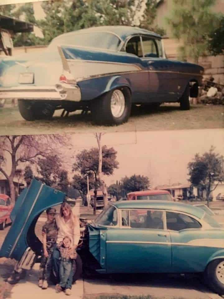 Chevy, My Classic Car Story: Restoring Peggy's 1957 Chevy Bel Air, ClassicCars.com Journal