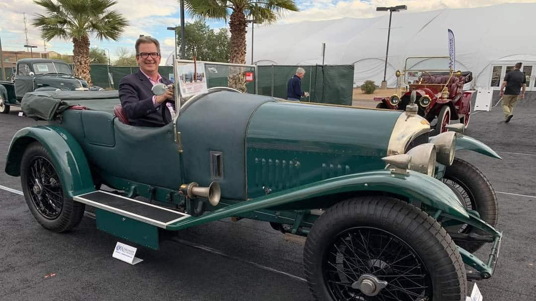 Join ClassicCars.com editor Andy Reid in free Monterey Car Week auction tour