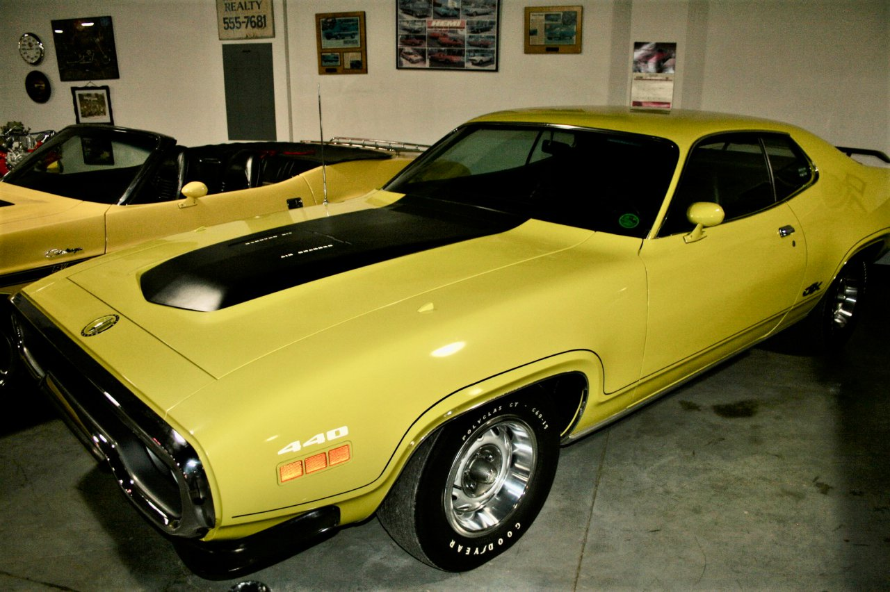 muscle cars, Floyd Garrett's museum shares his love for muscle cars, ClassicCars.com Journal