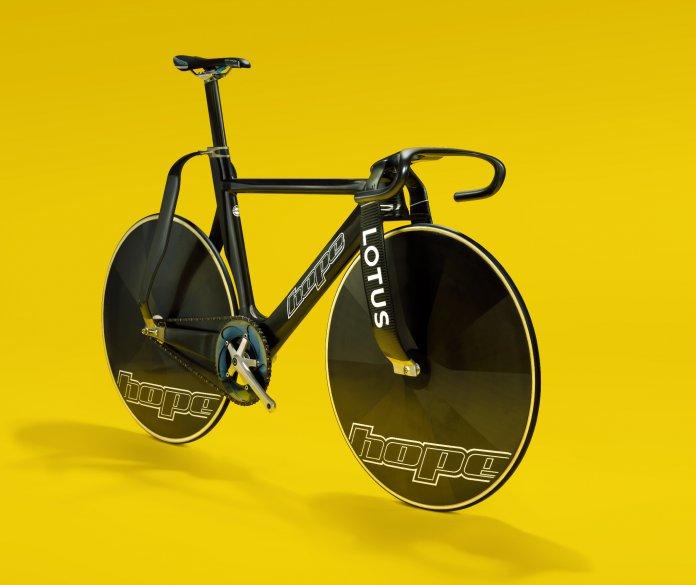 Lotus bicycle
