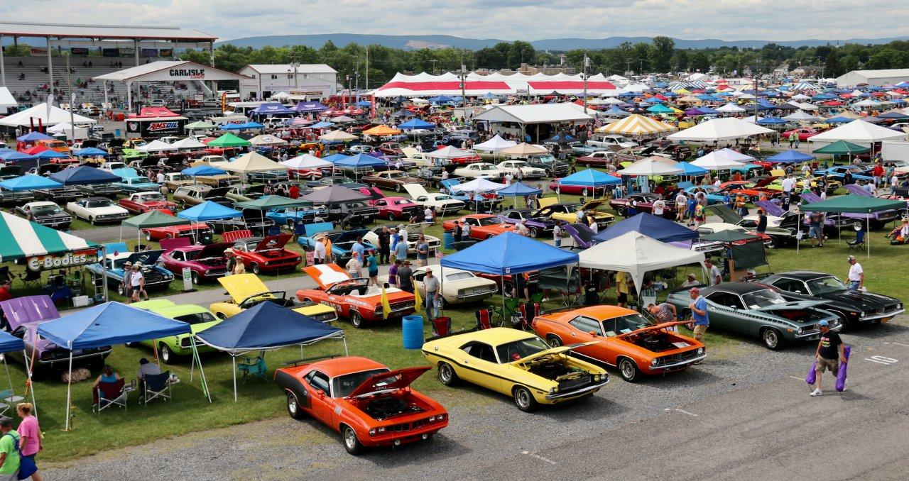Chrysler, 'Mopar Madness' sets attendance record for Carlisle Events, ClassicCars.com Journal