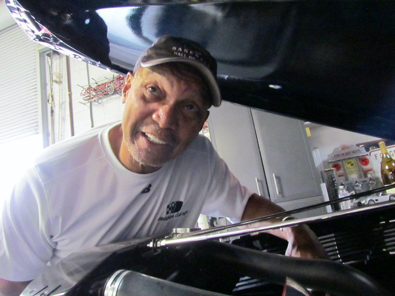 """Monterėjus, Larry mėgstamiausi Monterėjaus prisiminimai, """"ClassicCars.com Journal"""""""