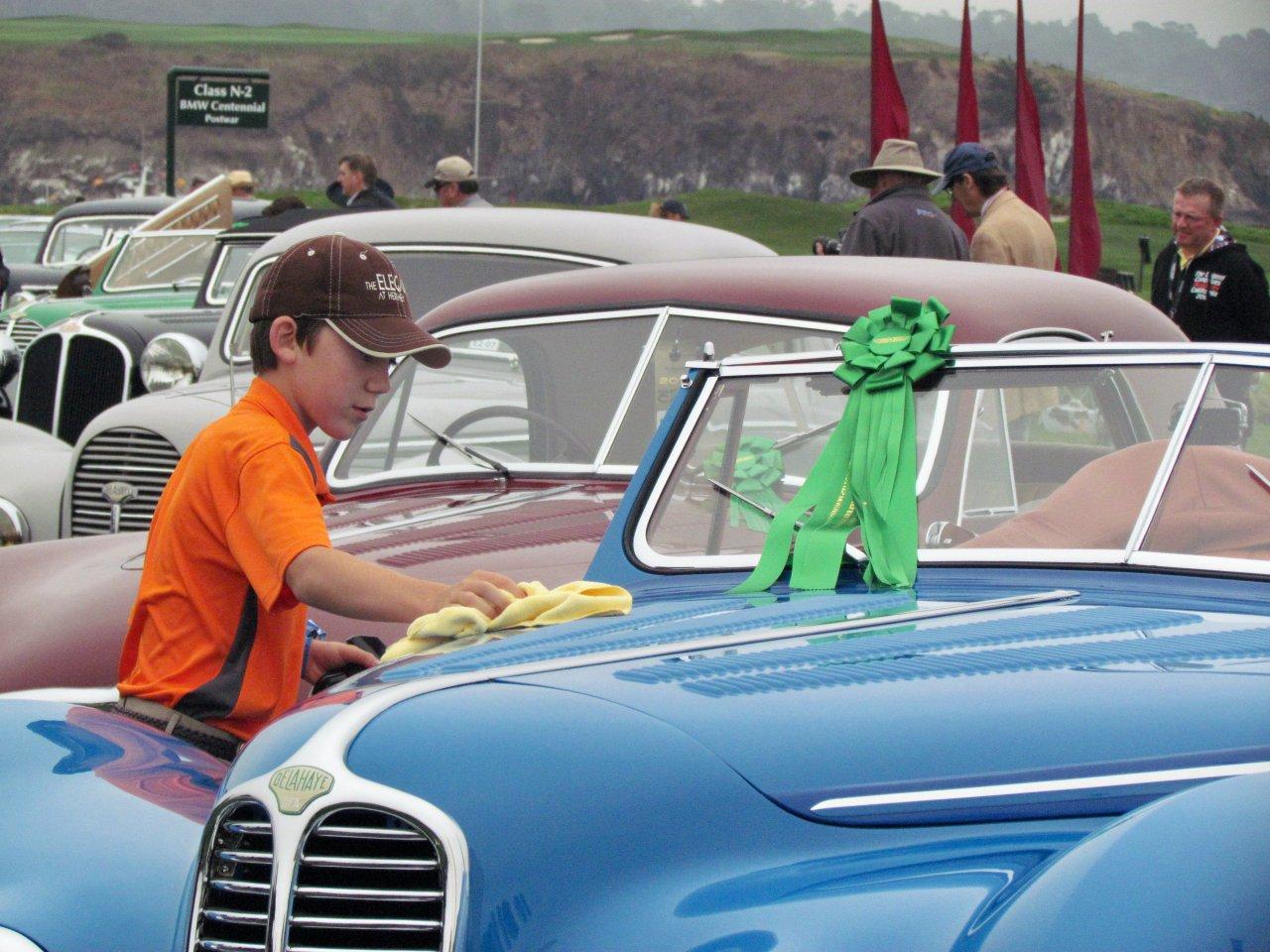 Monterey, Larry's favorite memories of Monterey, ClassicCars.com Journal