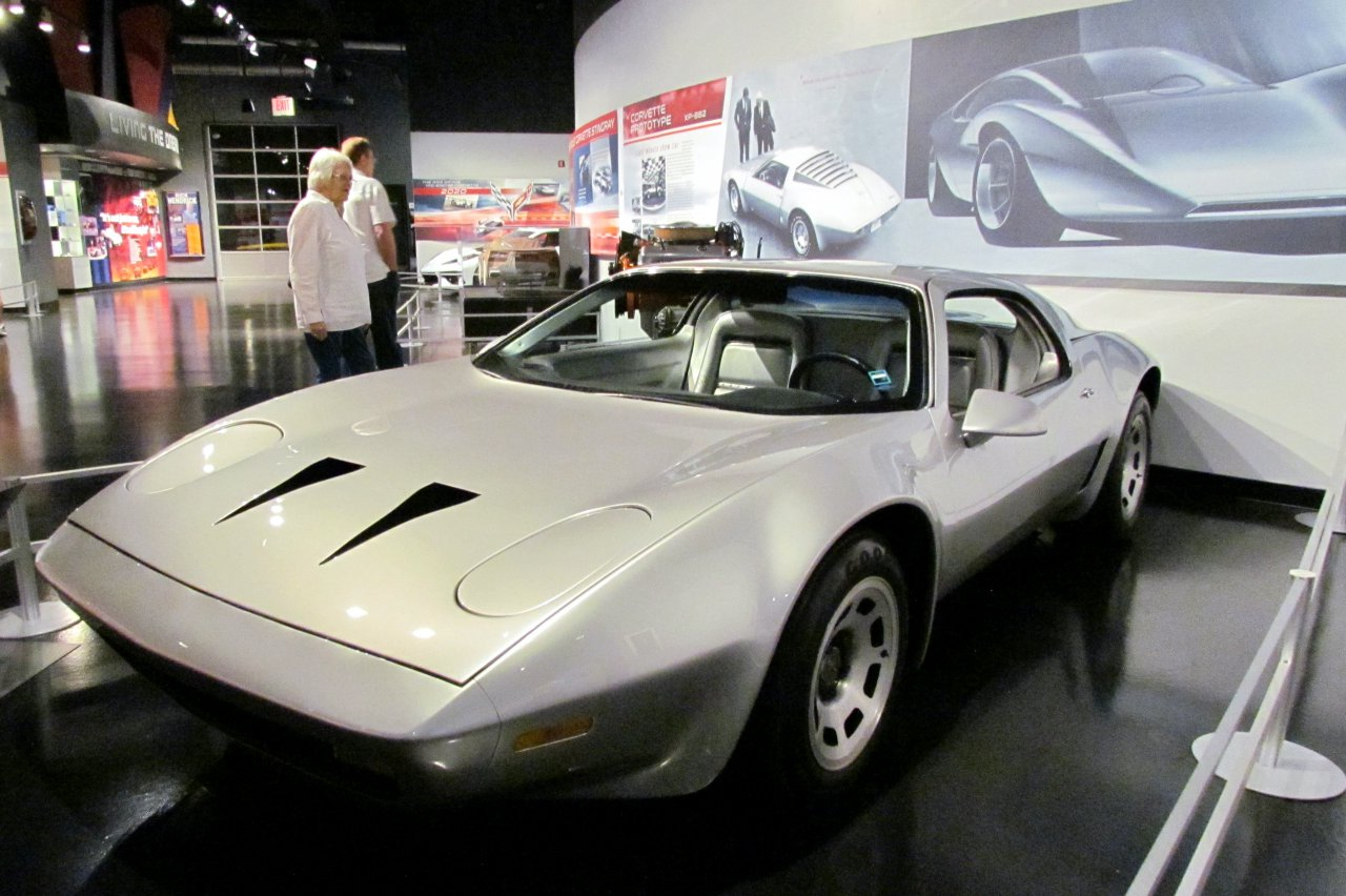 car museum, C8 is only latest concept for a mid-engine Corvette, ClassicCars.com Journal