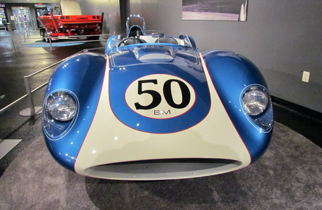 car museum, There are more than Corvettes at the National Corvette Museum, ClassicCars.com Journal