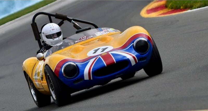 car show, Jim Hall and his Chaparrals to be featured at American Speed Festival, ClassicCars.com Journal