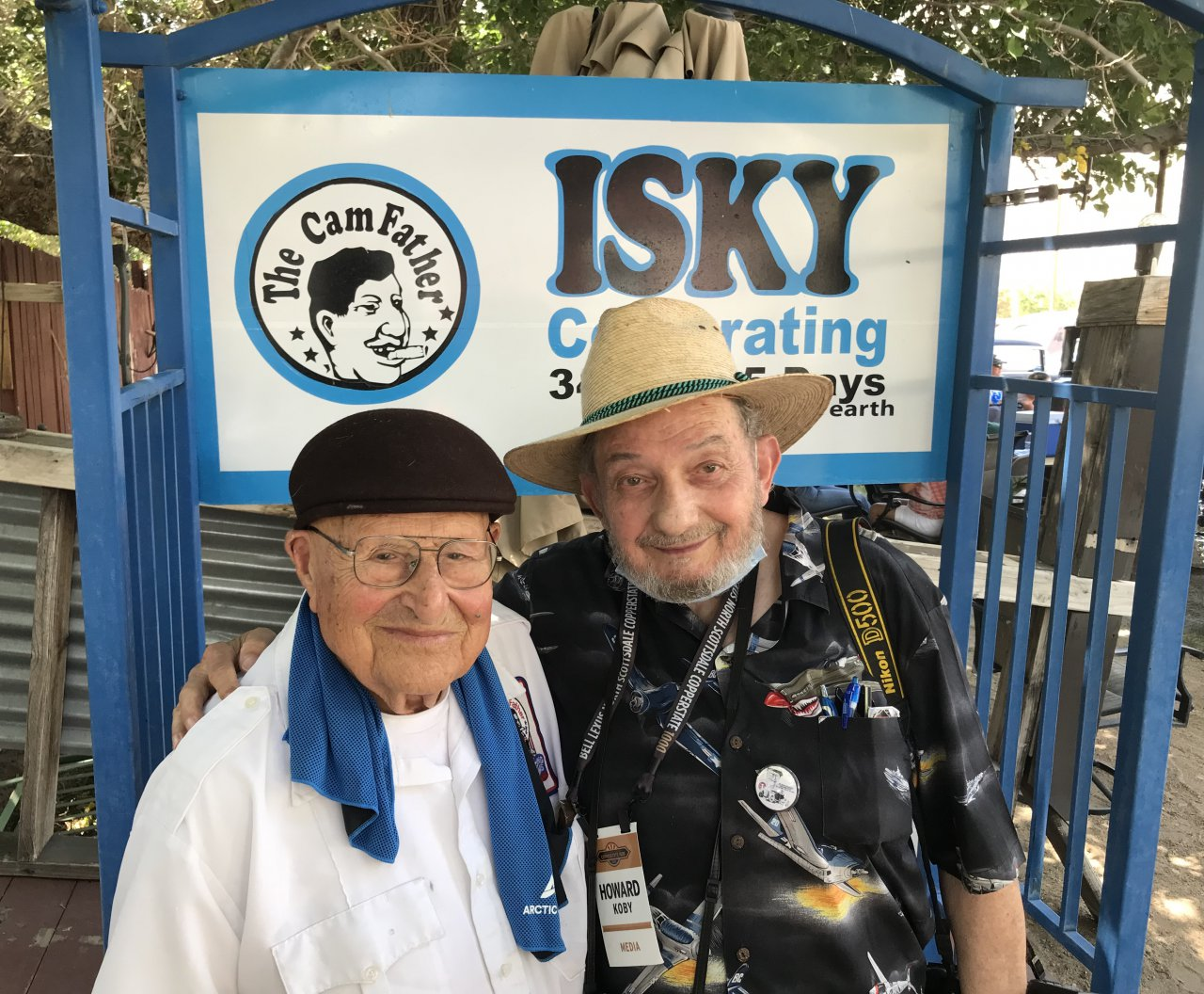 Isky, Isky still frisky at age 100, ClassicCars.com Journal