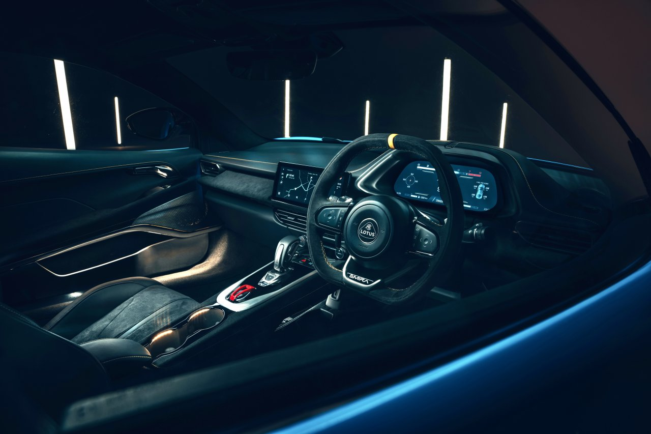 Lotus, Lotus unveils Emira, new mid-engine, 'every day' sports car, ClassicCars.com Journal