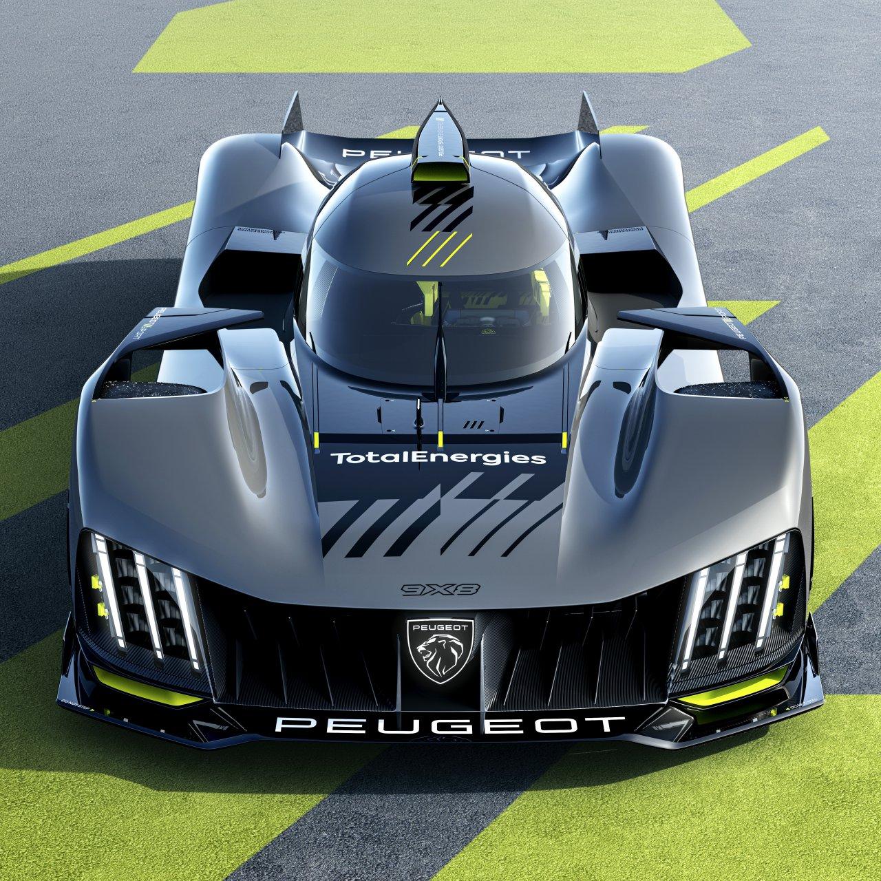 Peugeot, Peugeot reveals its 2022 Le Mans race car, ClassicCars.com Journal