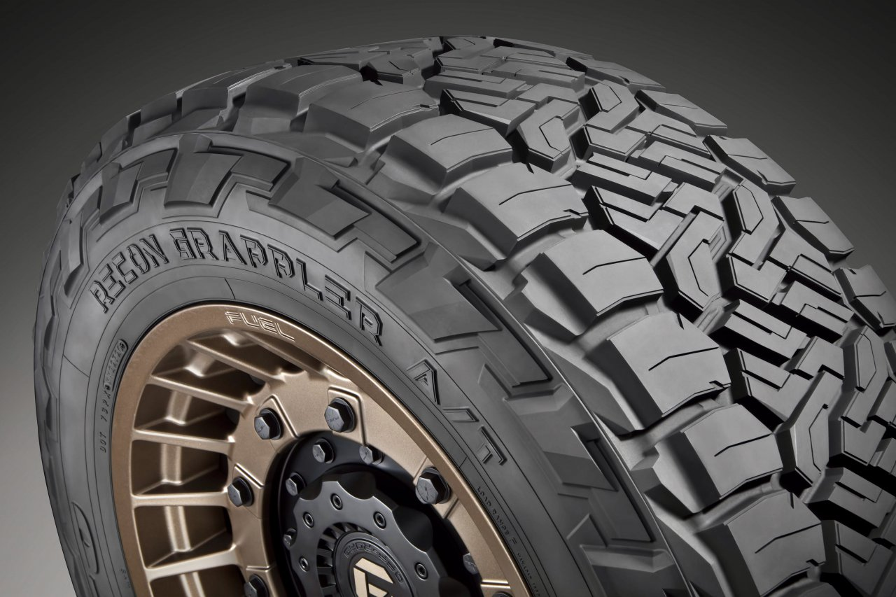 Tires, Nitto rolls out new, quieter off-road tire, ClassicCars.com Journal