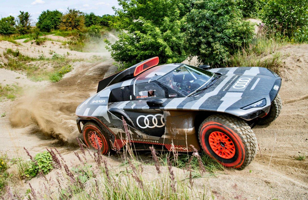 Audi RS Q-etron