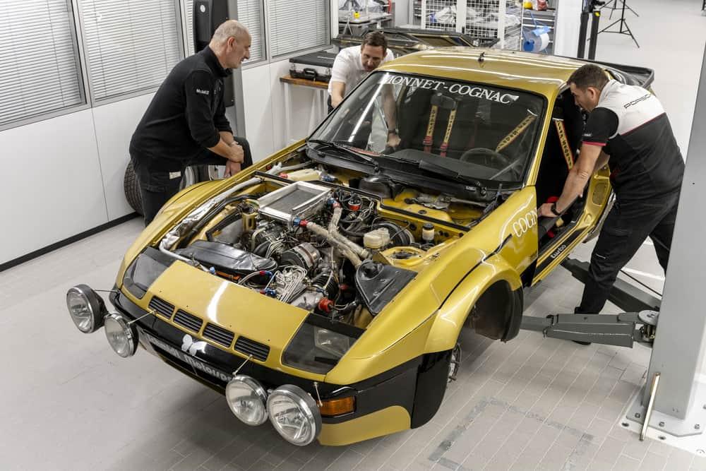 Porsche, Reunited: Porsche restores 924 Carrera GTS rallied by Walter Röhrl, ClassicCars.com Journal