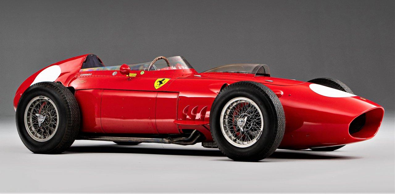 bonhams, Ferrari re-creation, Maserati vintage racers tie at top of Bonhams sale, ClassicCars.com Journal