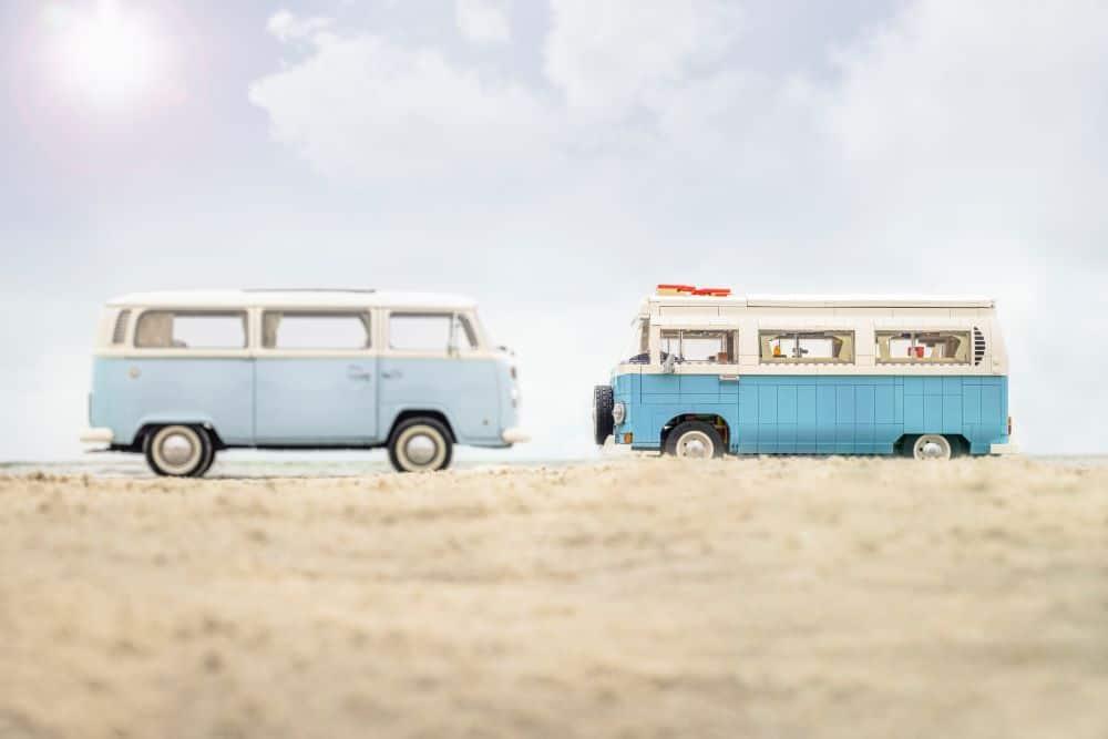 Volkswagen, Lego's new Volkswagen T2 Camper Van ready for a summer adventure, ClassicCars.com Journal
