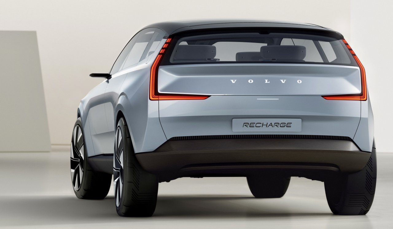 Volvo, Recharge concept car a 'manifesto' for Volvo, ClassicCars.com Journal