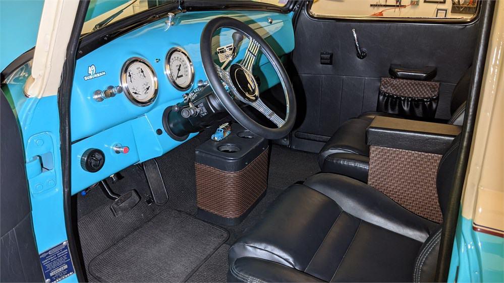 , AutoHunter Spotlight: 1949 Chevrolet Suburban, ClassicCars.com Journal