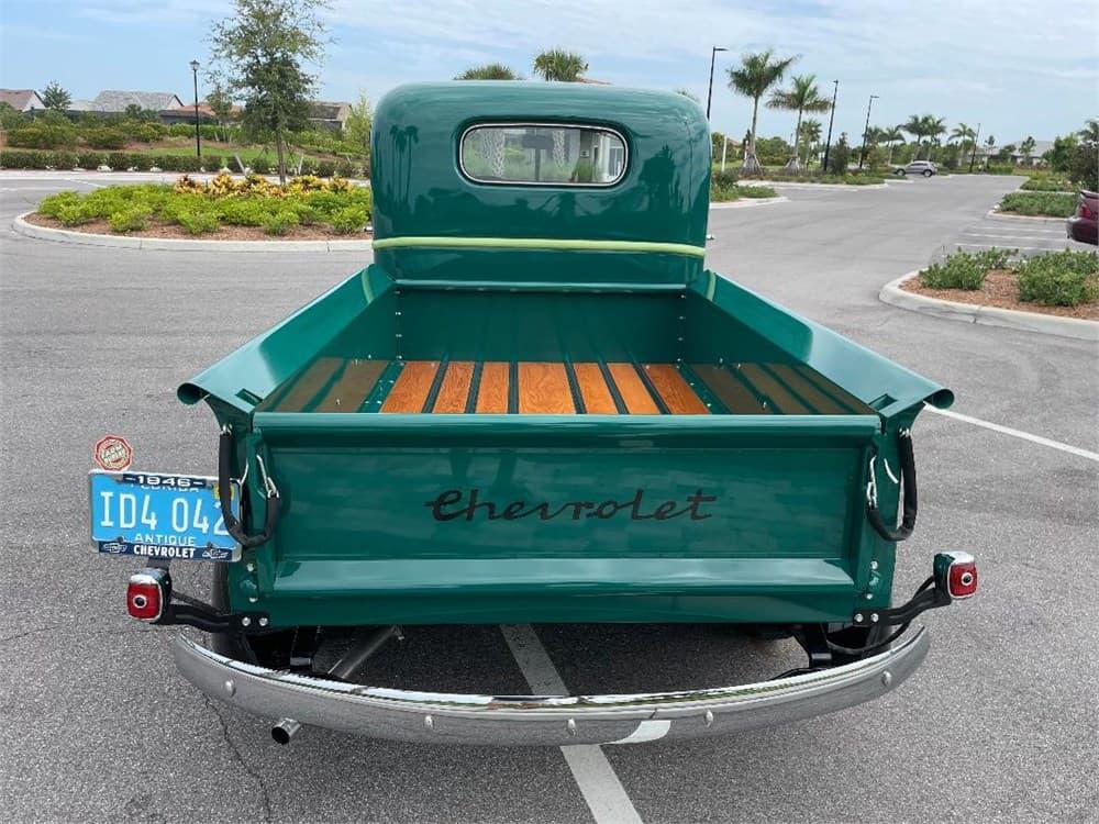 Chevrolet, AutoHunter Spotlight: 1946 Chevrolet Pickup, ClassicCars.com Journal