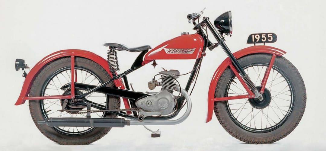 1955 Harley-Davidson