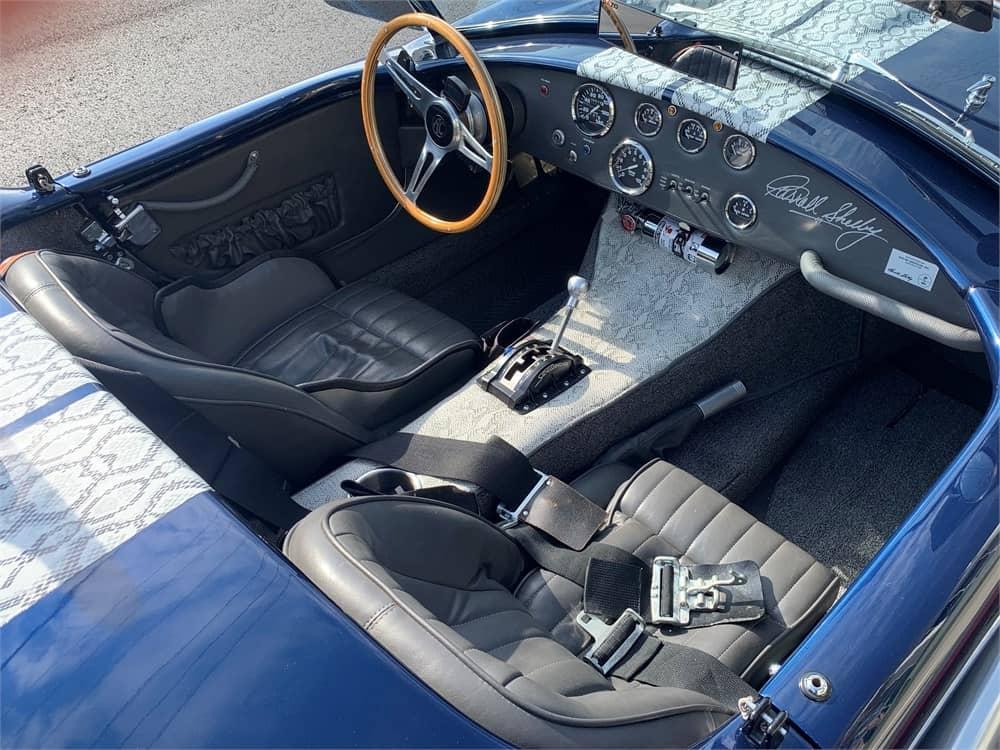 Cobra, AutoHunter Spotlight: 1965 Shelby Cobra S/C Replica, ClassicCars.com Journal