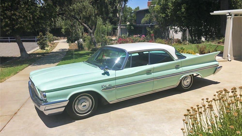 """1960 m. """"Chrysler Windsor"""""""