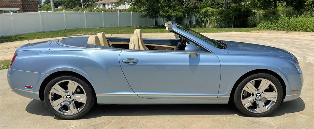 "2007 m. ""Bentley Continental"""