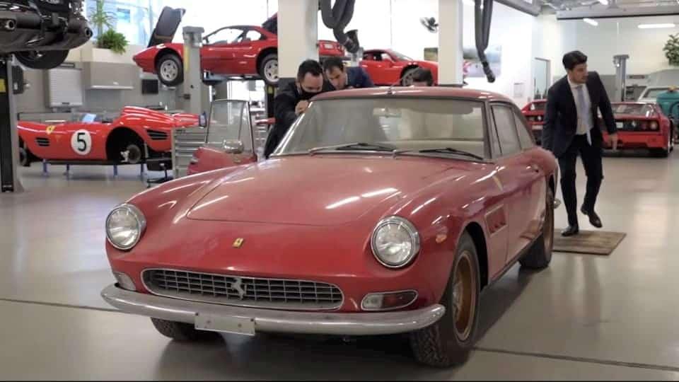 1967 Ferrari 330 GT V12 2+2