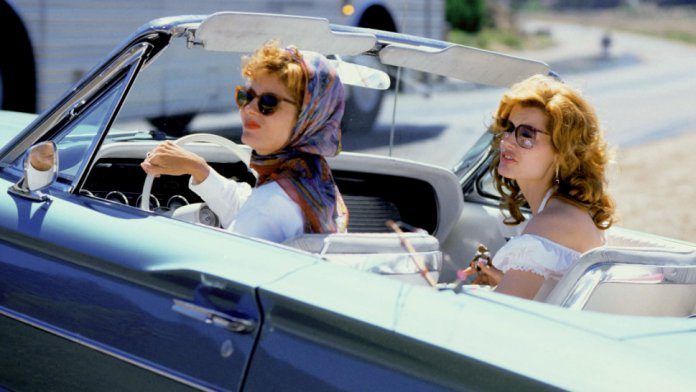 Thelma & Louise film   Photo from MGM