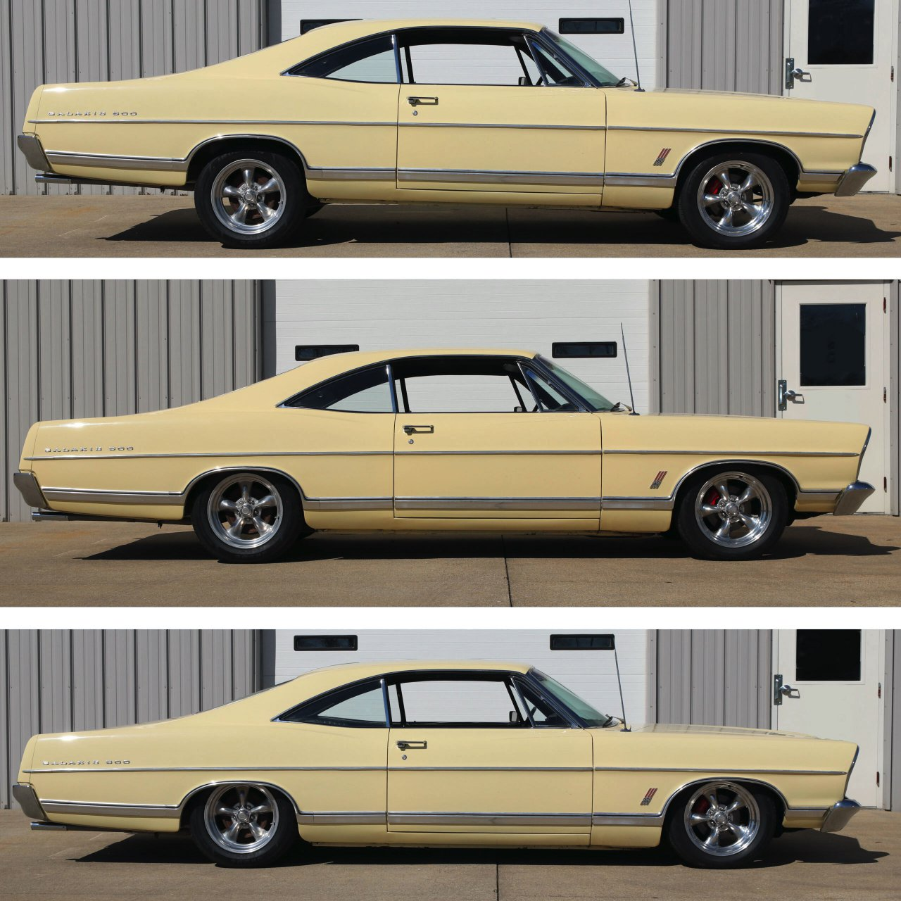 Galaxie, Ridetech launches air suspension for classic Ford Galaxies, ClassicCars.com Journal